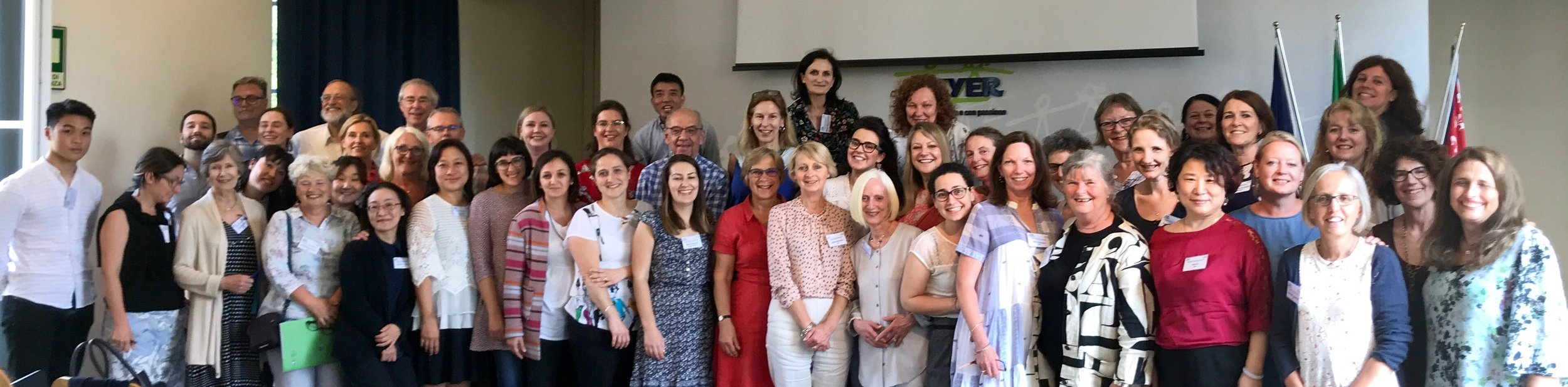 Newborn Infant Network Florence Gathering 2018