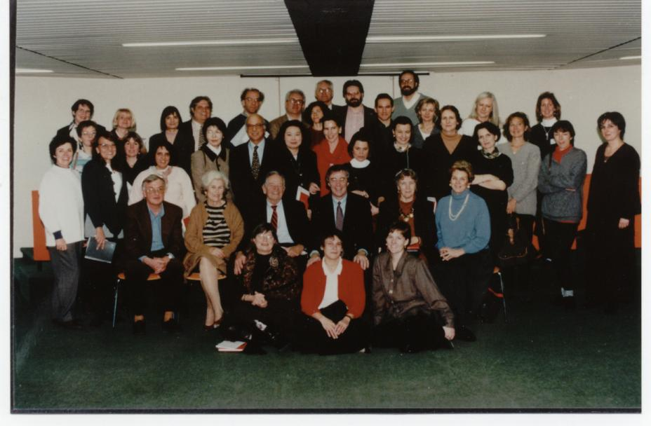 NBAS Trainers Brussels 1995