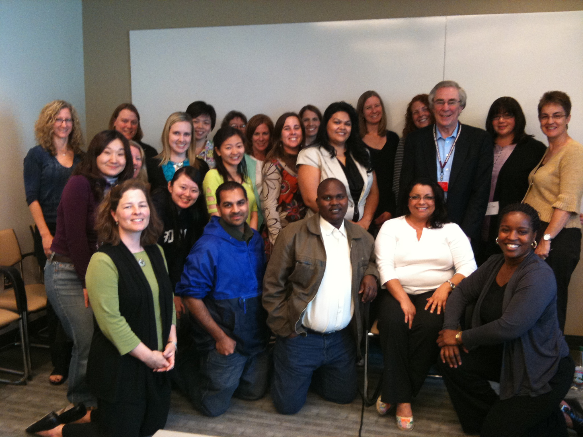 NBO Training, Boston, 2010