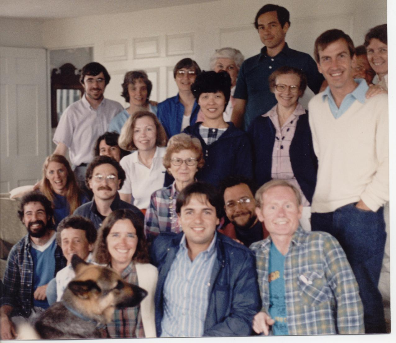 NBAS Trainers Barnstable, 1985