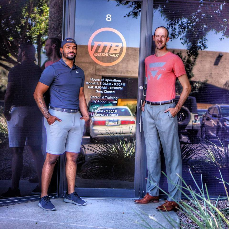 Eric & Ekklesia, Move Bros Fitness Owners