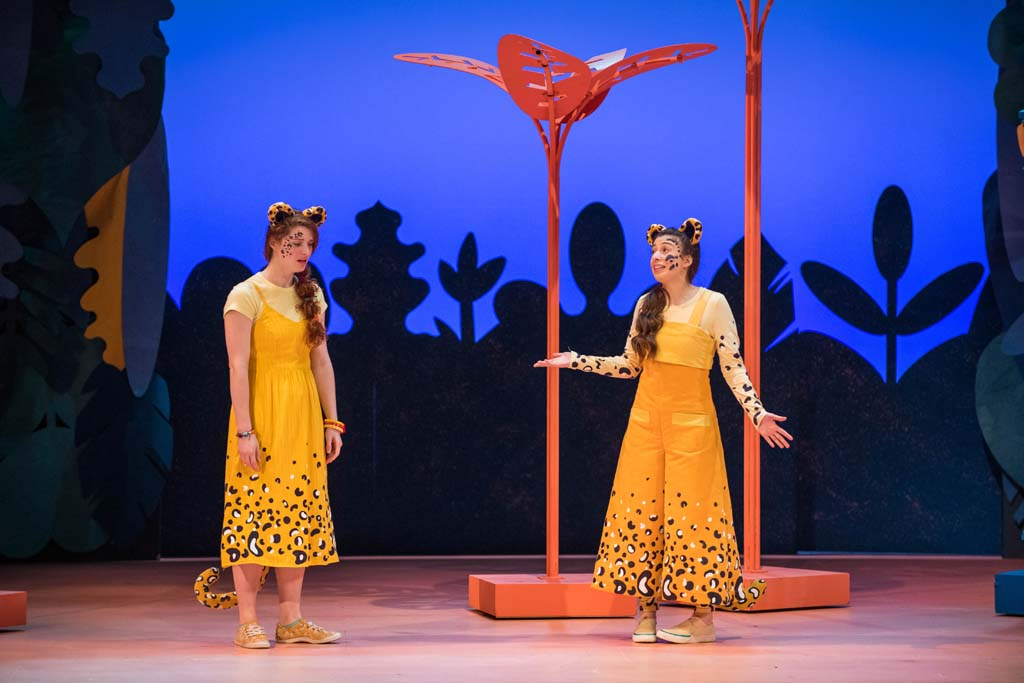 Jane of the Jungle - Costume Design by Kiera PittsThe Theatre School at DePaul University