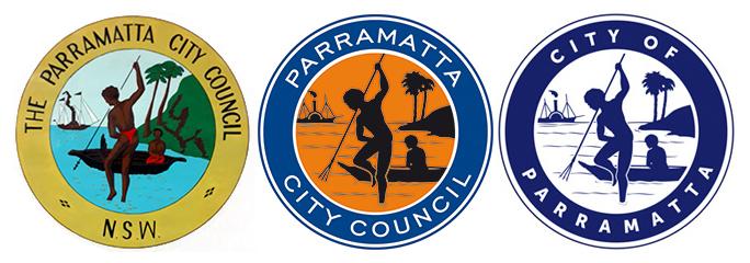 Council crest designs, c.1950–2017, Parramatta Heritage Centre archives, A2015/18