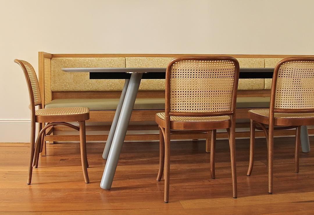 Bespoke Hardwood Dining Bench