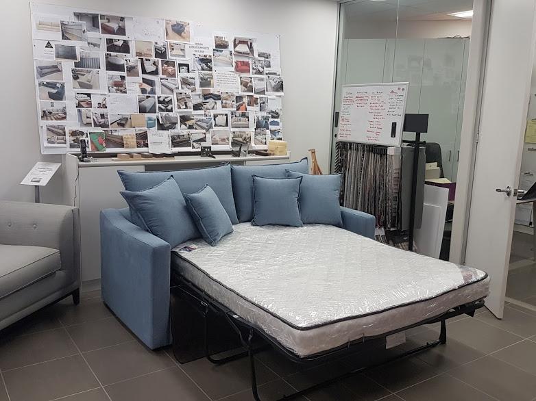Queen Size Karen sofa bed- Brett Micken Interior Design