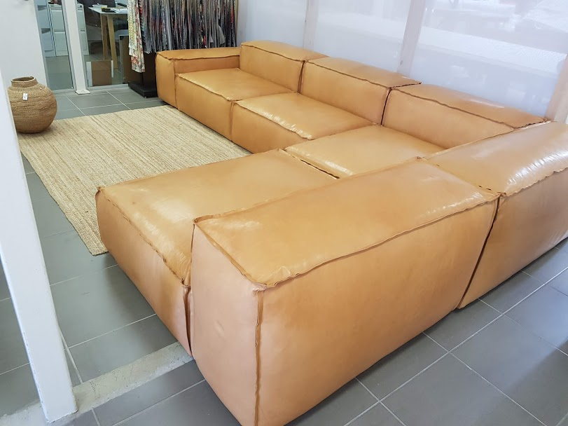 Pod Sofas - Lock together to create any size