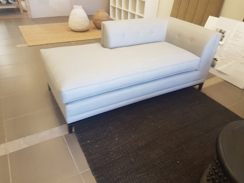 Formal Chaise