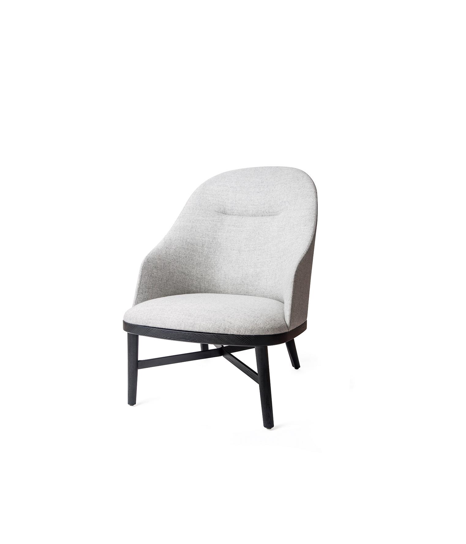 Bund - Lounge Chair