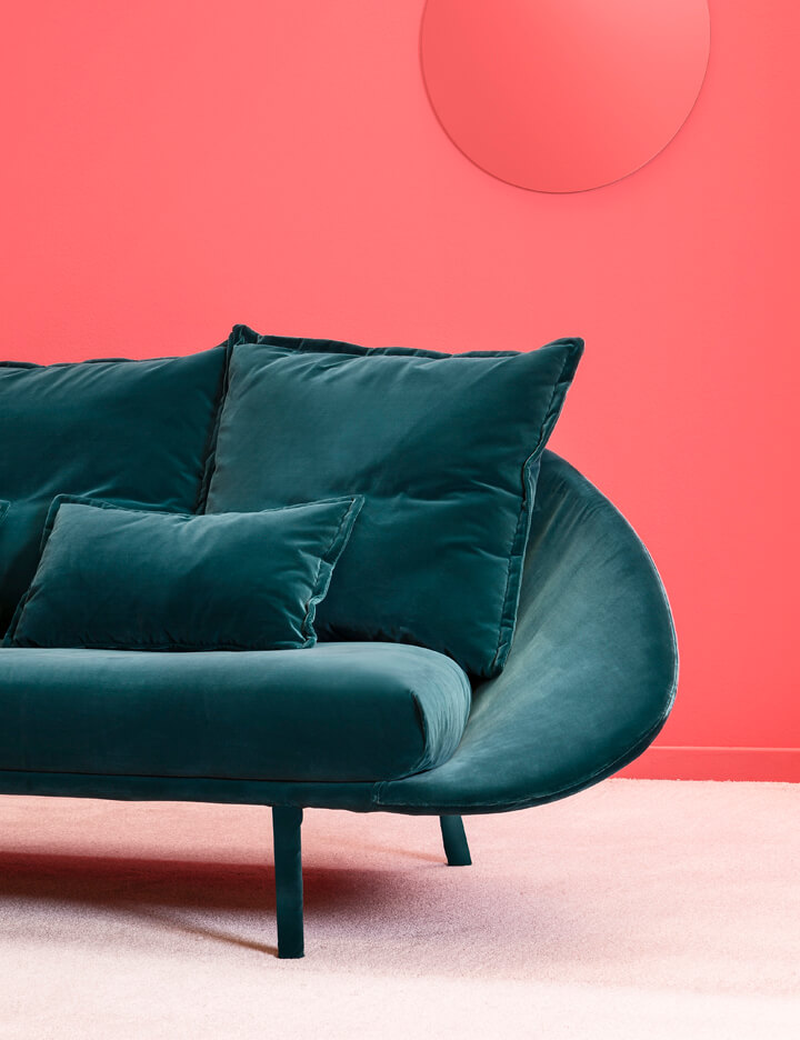 Armchairs and Sofa -