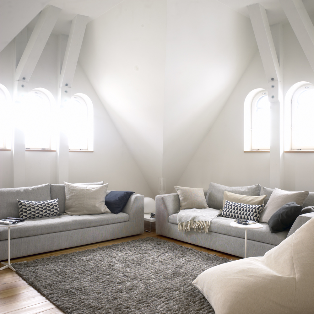 Tufted Wood Linen -