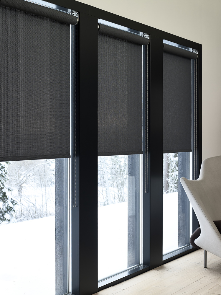 Blinds and Panel -