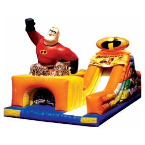 INCREDIBLES OBSTACLE