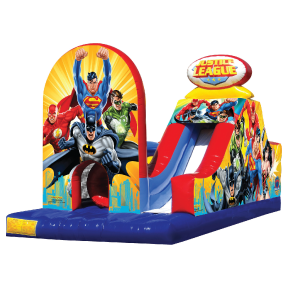 JUSTICE LEAGUE OBSTACLE