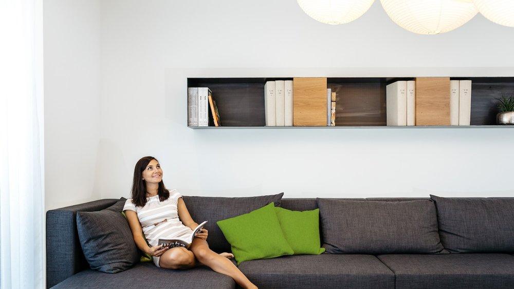4.Utilizare - Acum vă puteți bucura de avantajele casei inteligente.