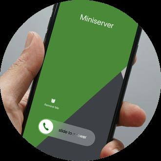 Serviciul de apelant   În caz de alarmă, apelați-vă acasă imediat pentru a vă informa despre intrarea apei, fumul etc.   Abonați-vă la serviciul de apelant