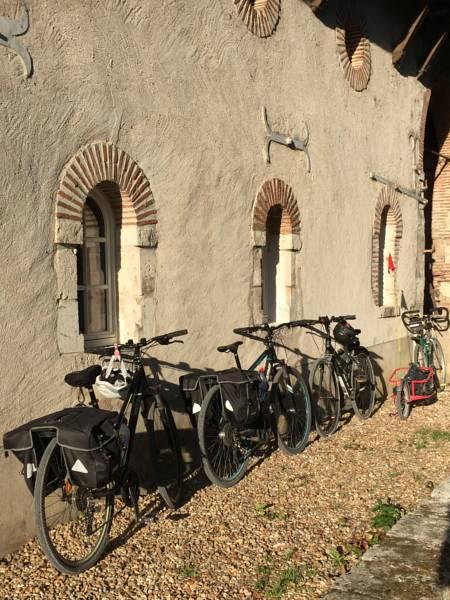 Amis cyclistes, Loire à vélo, Bienvenus !