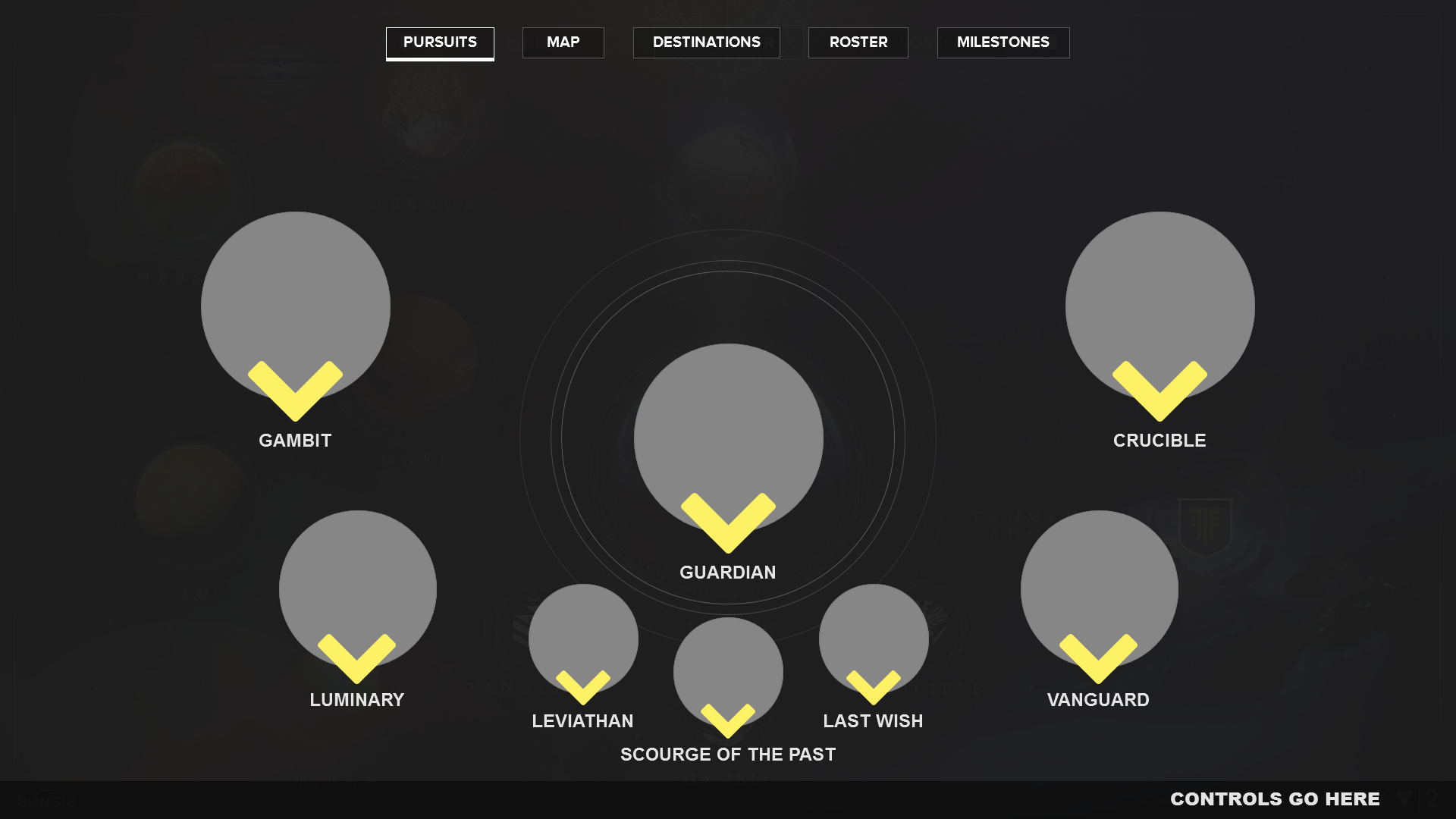 Destiny 2 Player Progression — Ash Duong