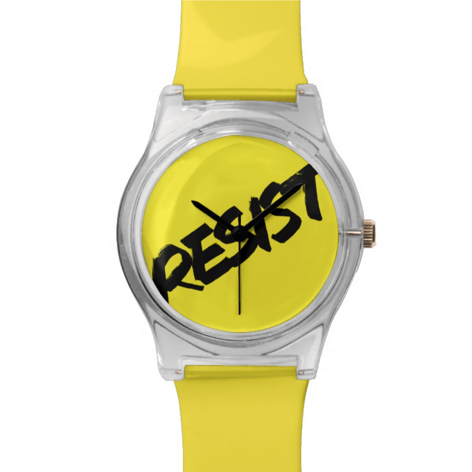 Resist - Caution Yellow