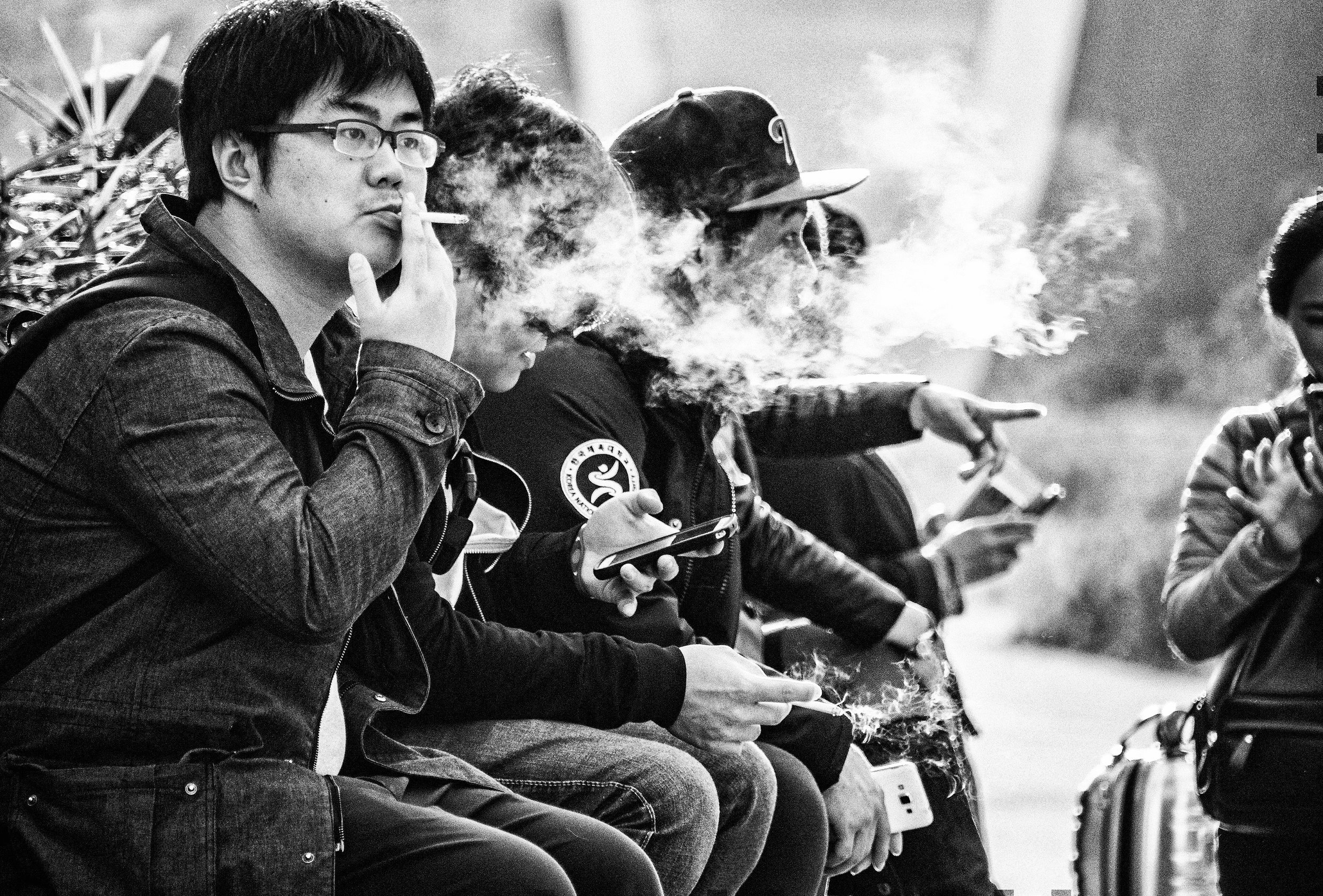 Boys smoking at iPark #14 - yes.JPG