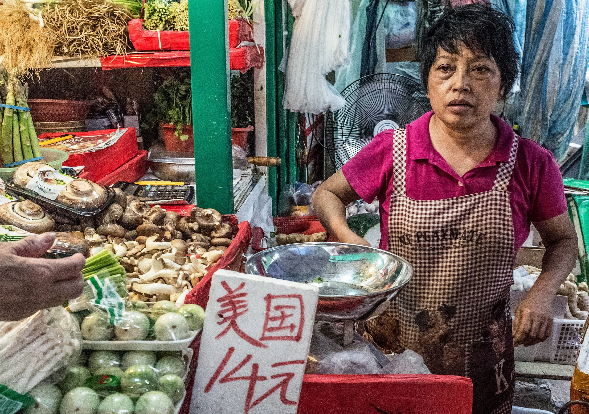 Notes From Hong Kong - by Michael Kennedy