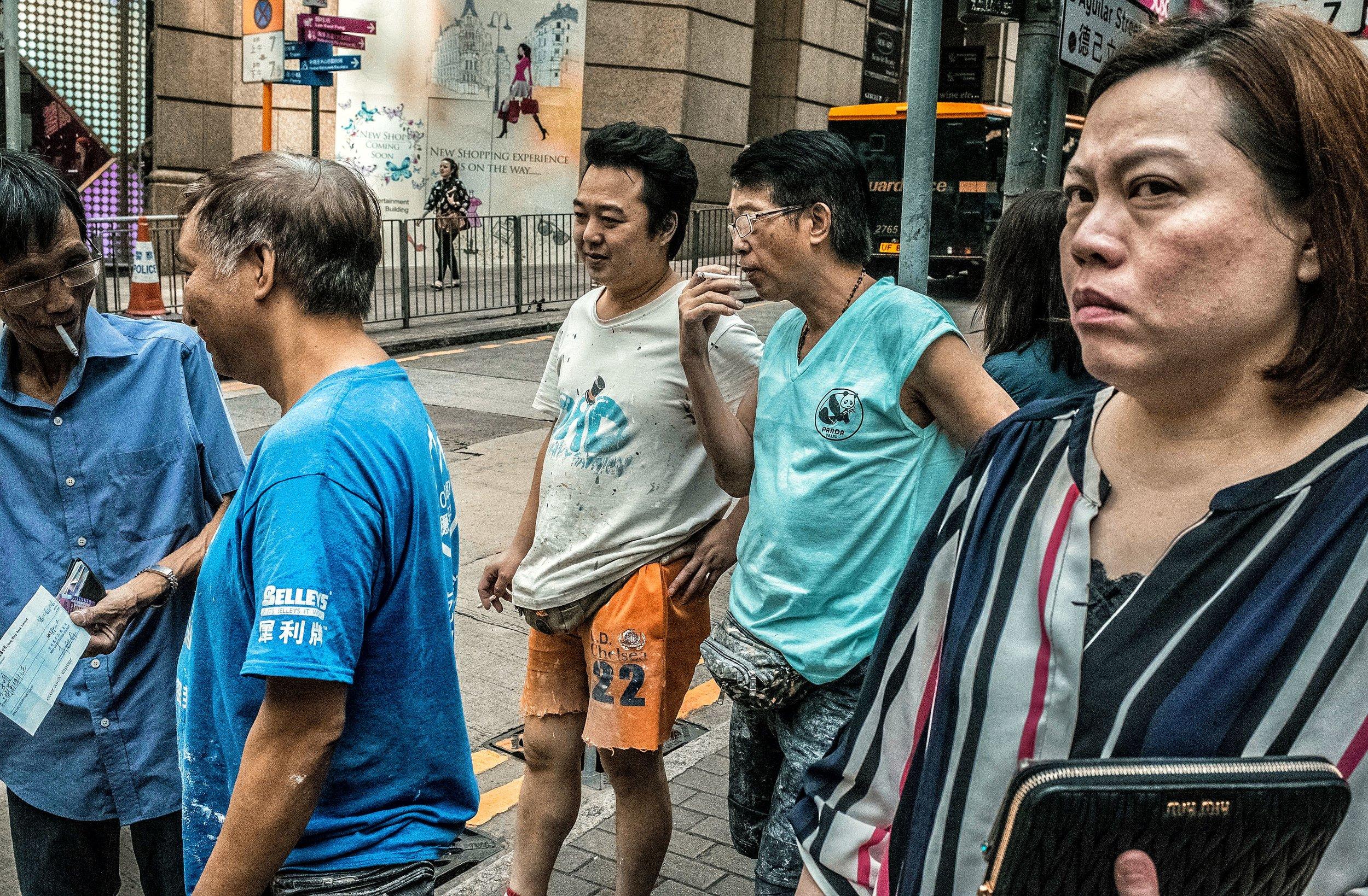 Hong Kong - June #940 - BW-IS-TC.JPG