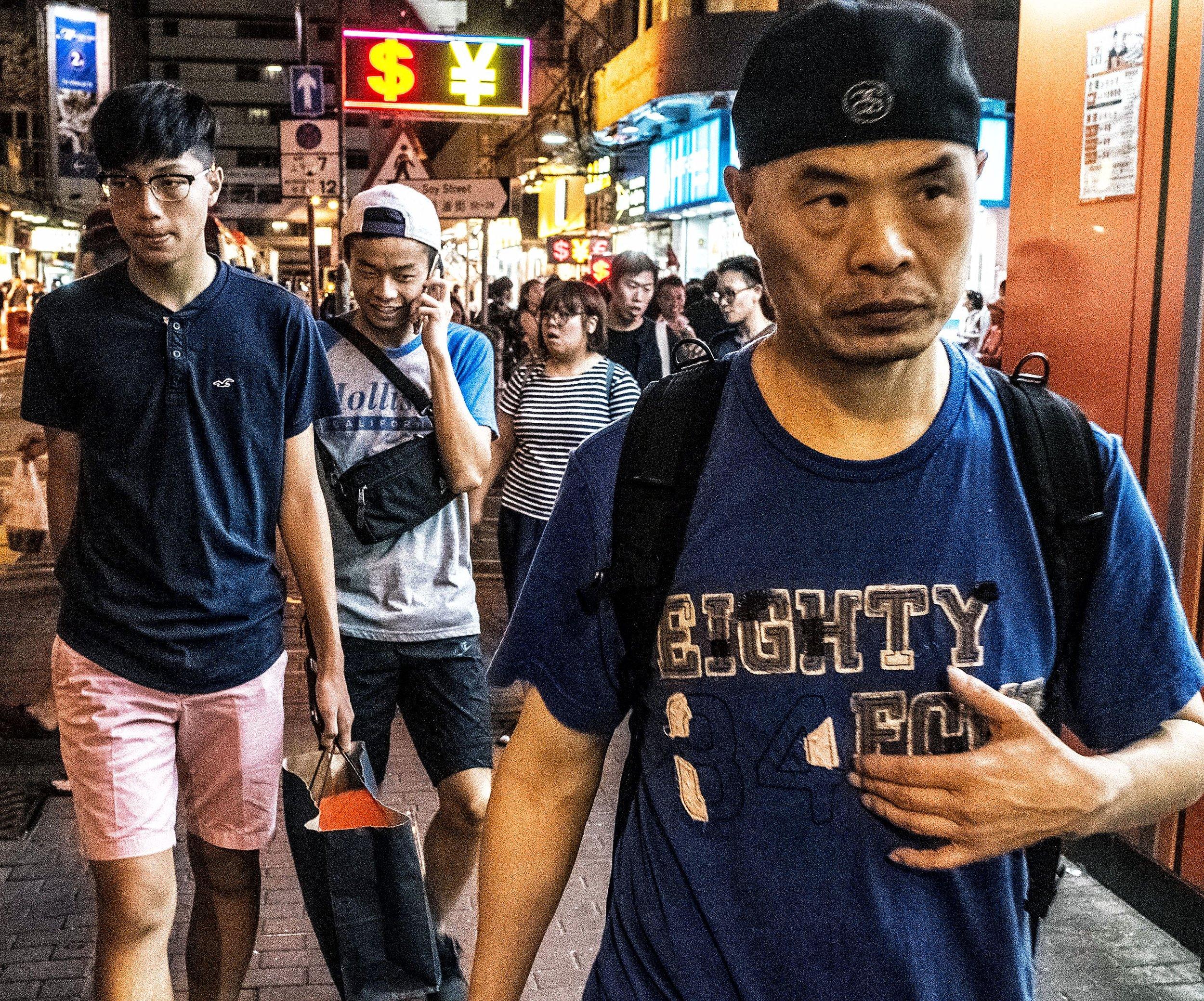 Hong Kong - June #690 BW-TC.JPG