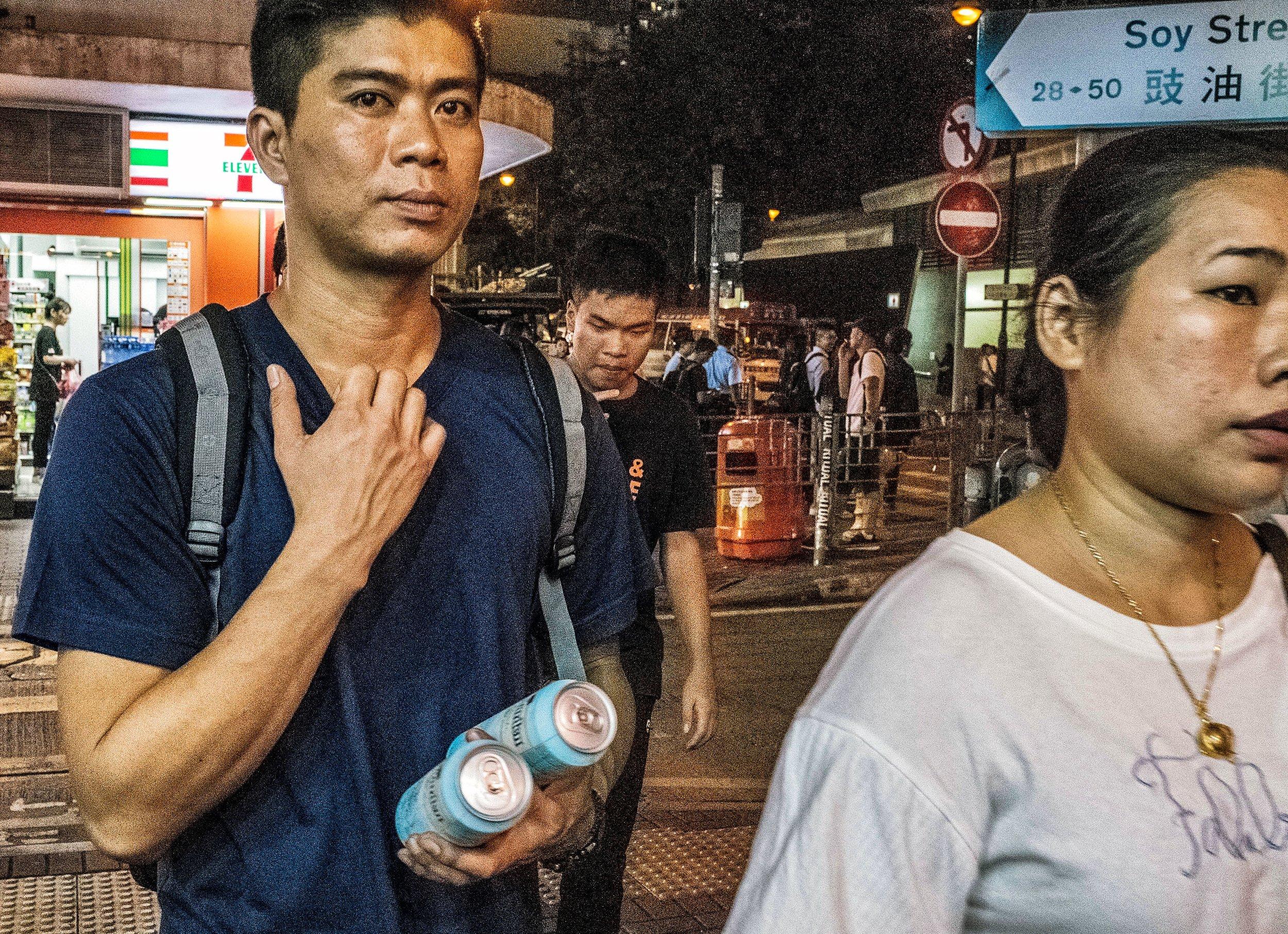 Hong Kong - June #730 BW-TC.JPG