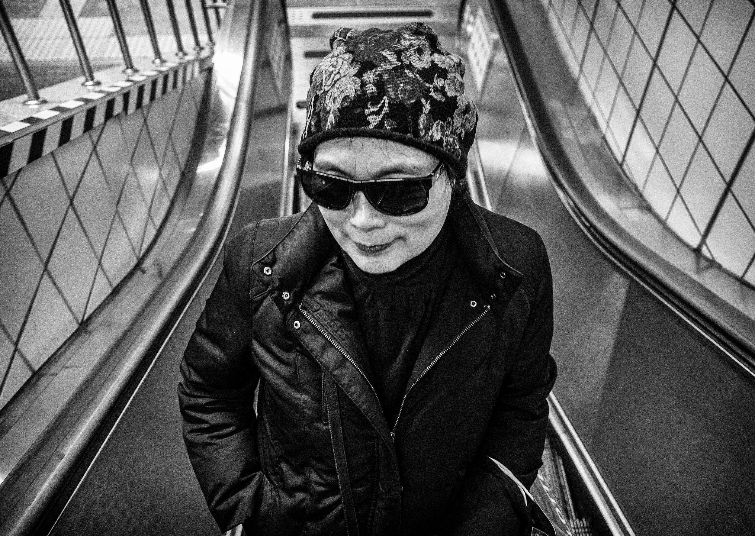 "14 - Michael Kennedy ""Seoul on Time"" Seoul, 2017-18"