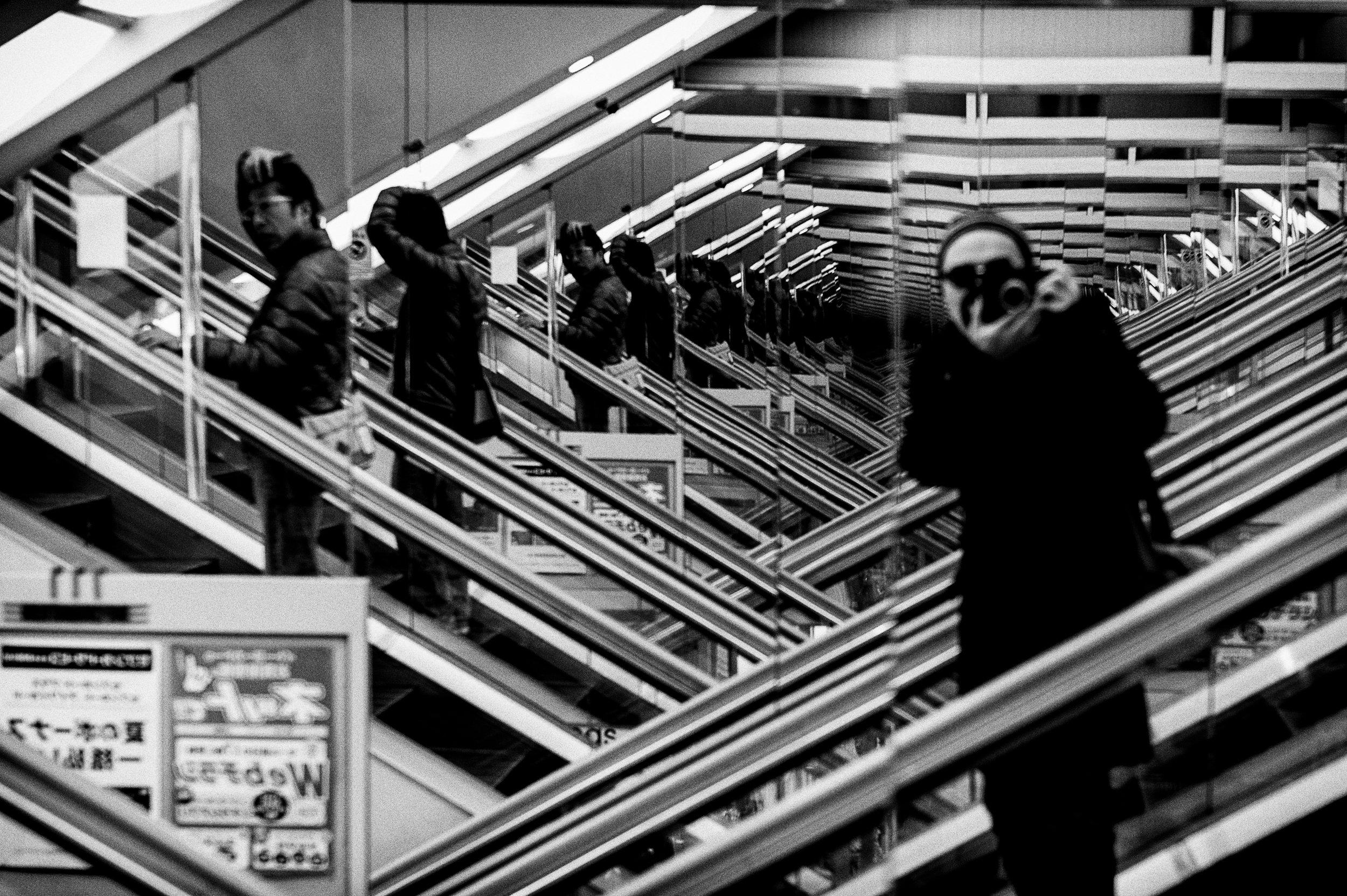 TakanoriTomimatsu  - On the Streets of Tokyo