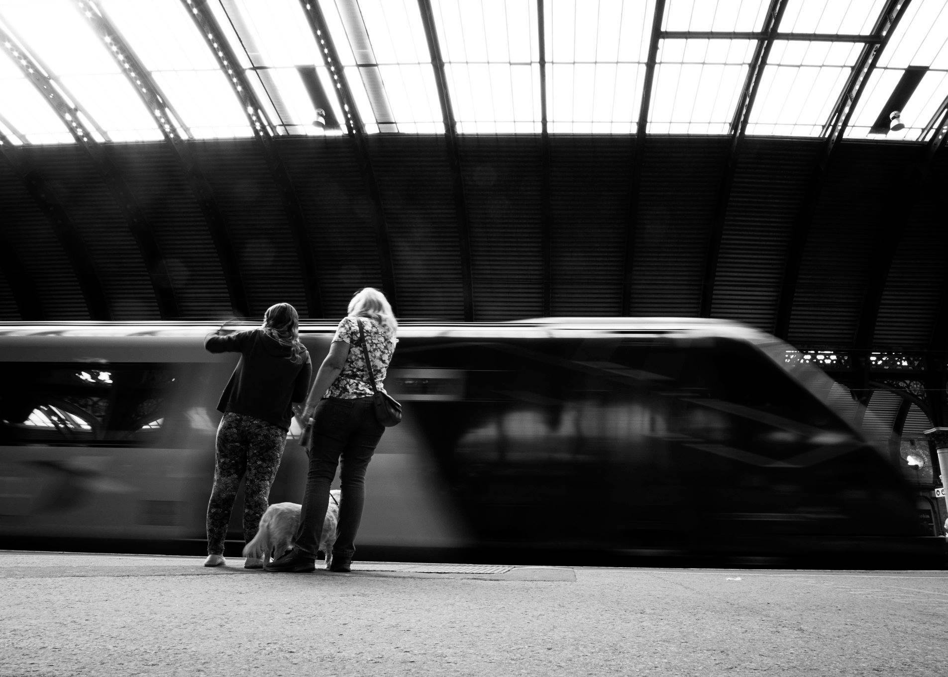 "11 - Robert Bannister ""Hurry Back Soon"" York, England, 2018"