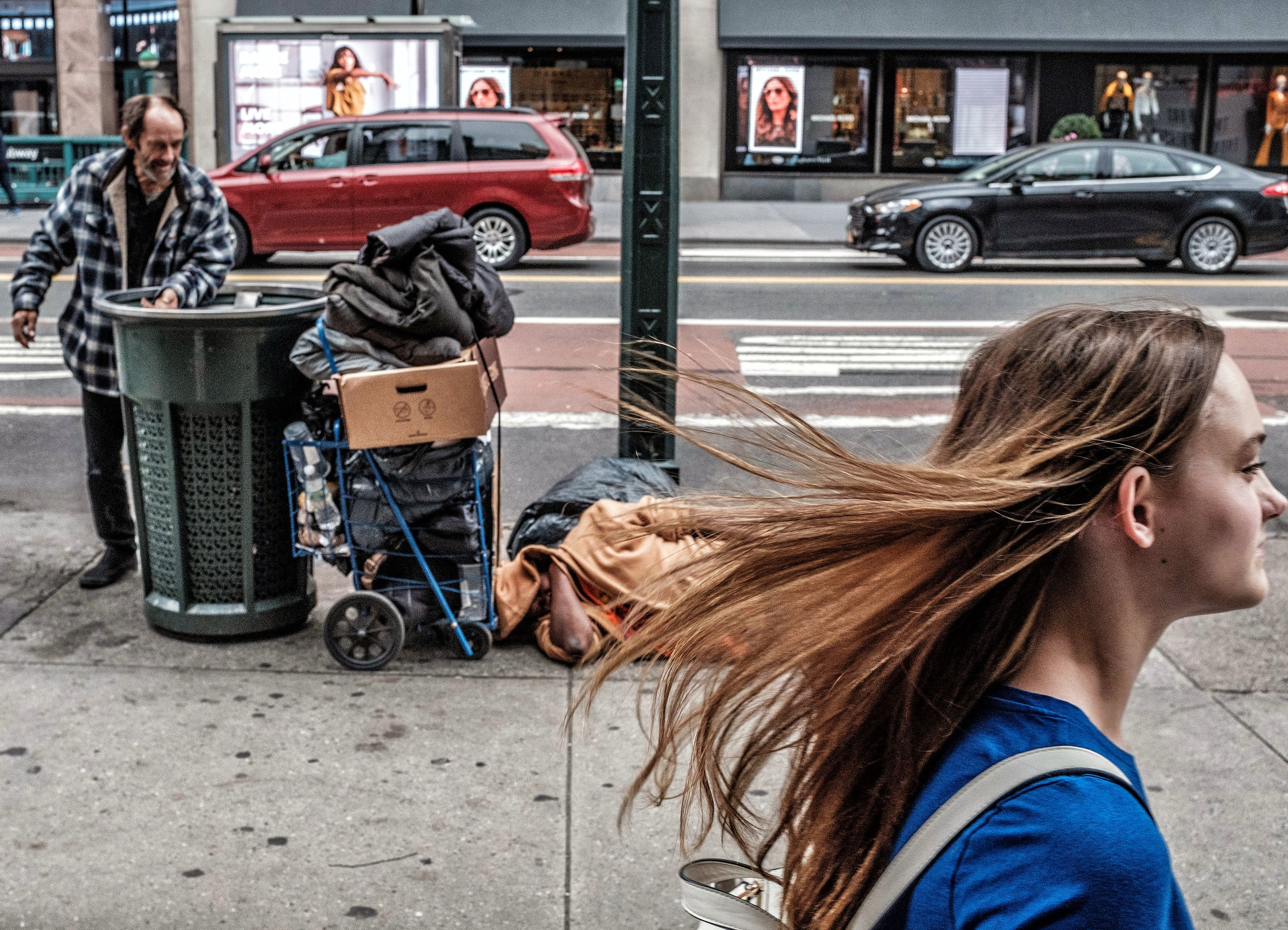 Street Photography and the Homeless - by Michael Kennedy