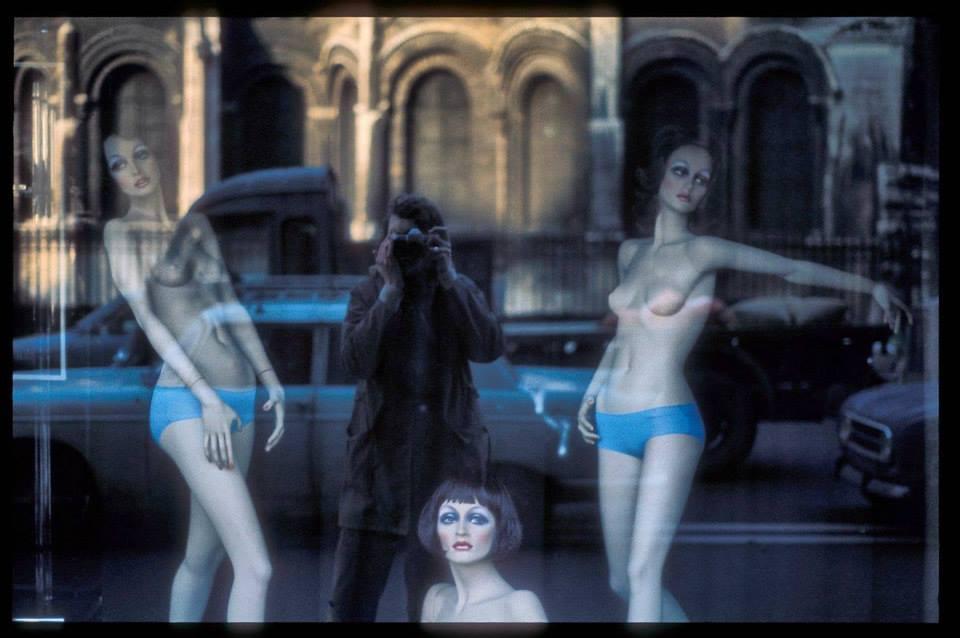 Joël Sueur Self, Paris, 1973