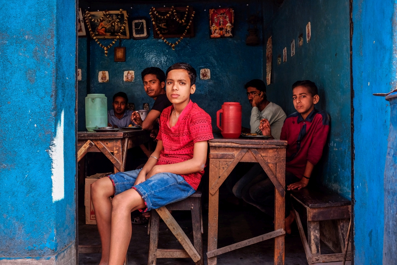 Siddhartha Mukherjee - freezing photographer