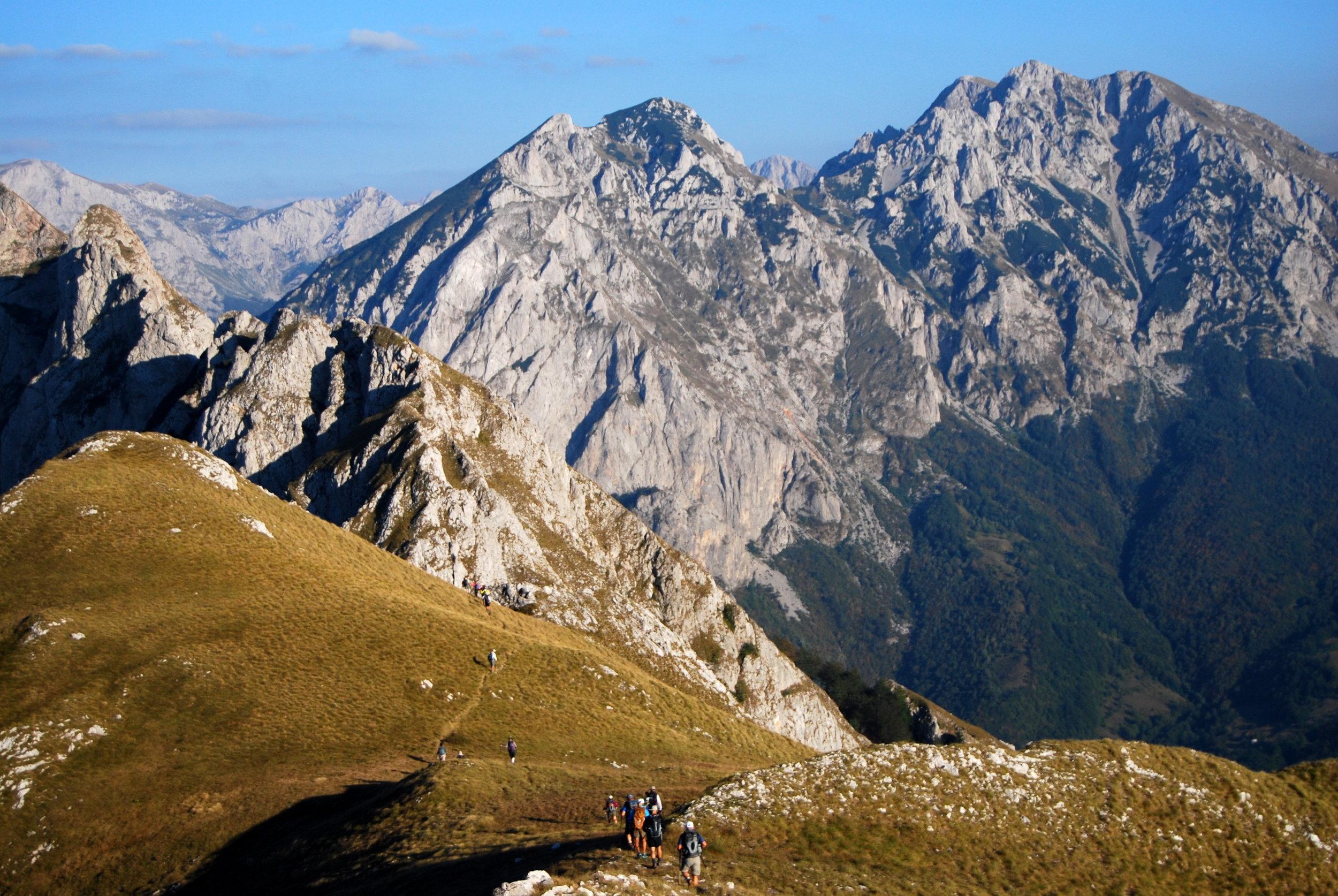 Sutjeska park Donje Bare Hike.jpg