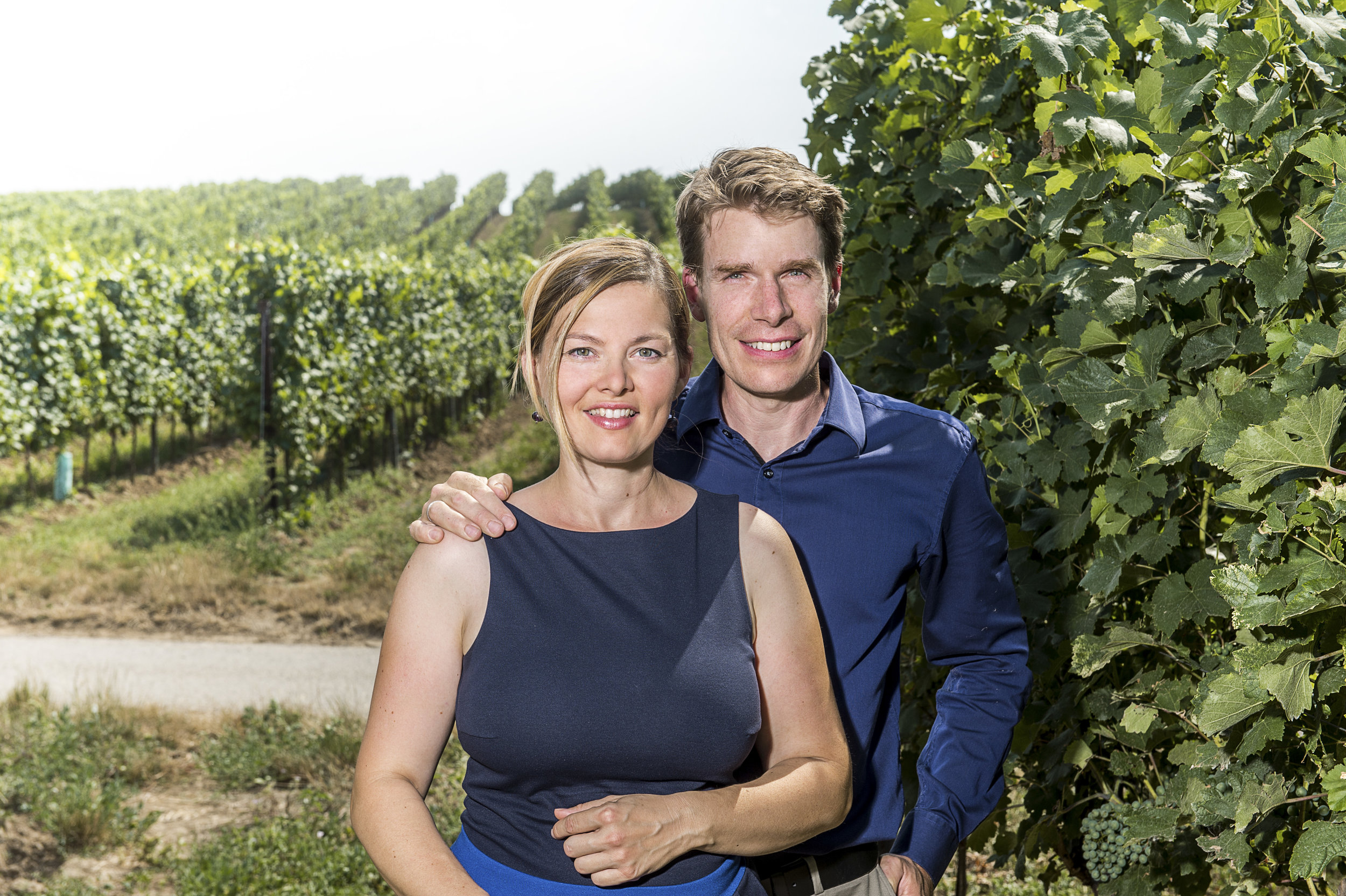 Daniela und Harald Frank
