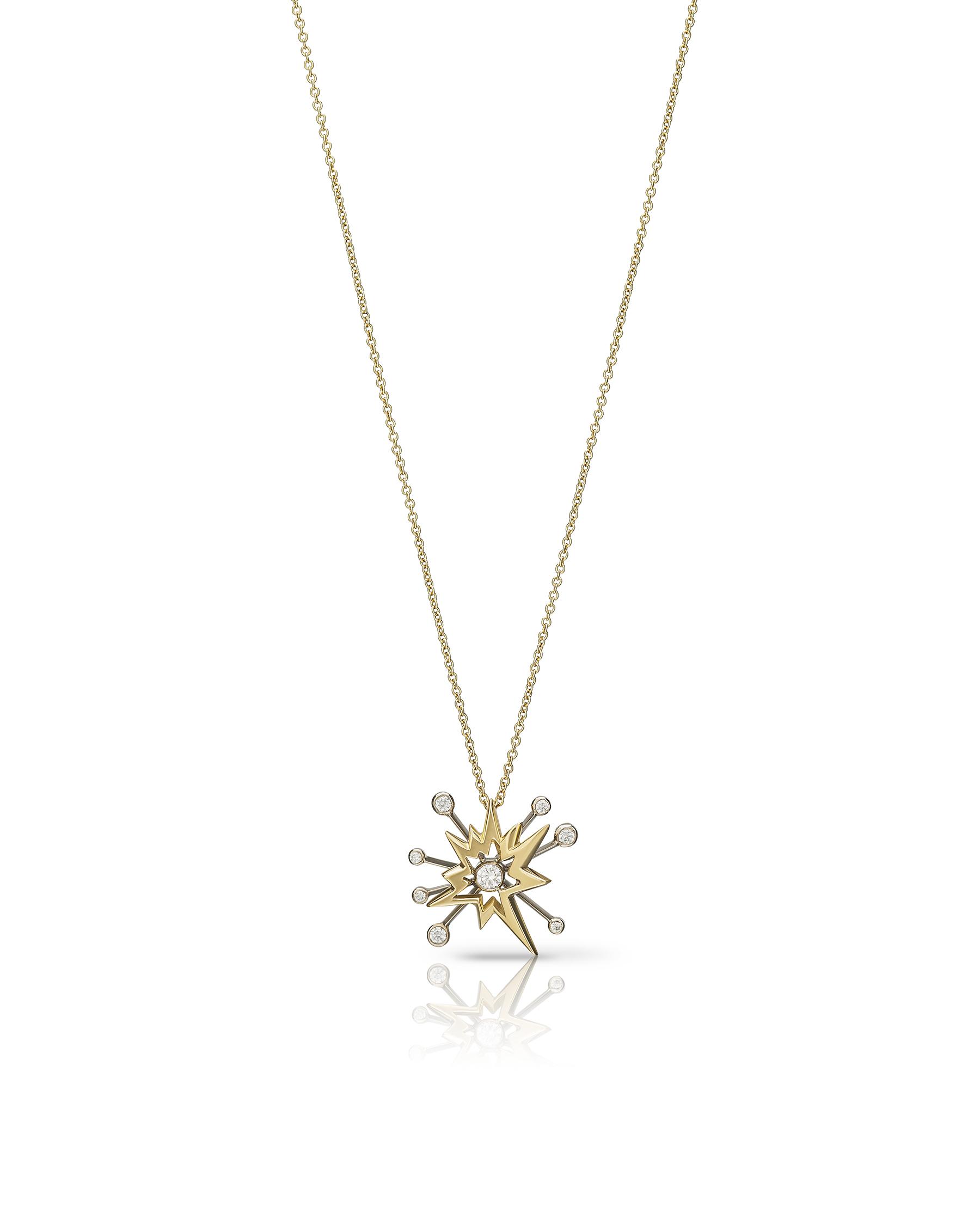 'Sun Burst' Necklace