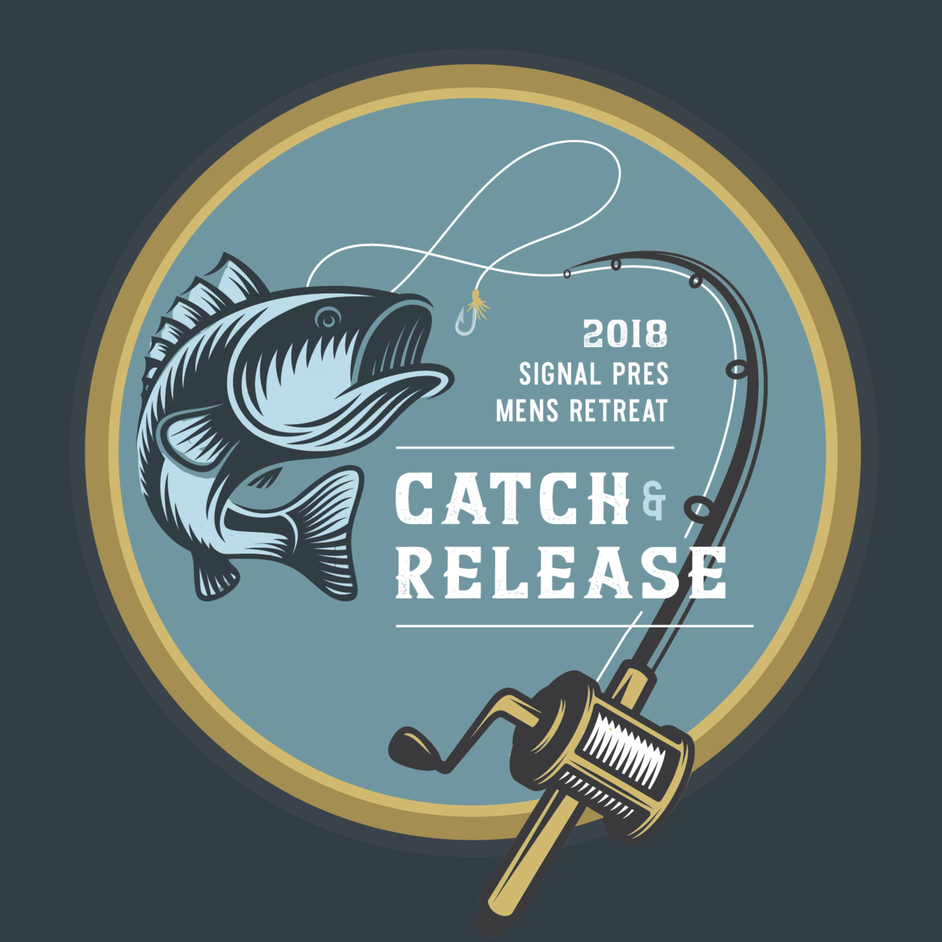 Fish and reel illustration by DGIM Studio, available for purchase here: https://creativemarket.com/DGIM-studio/1787589-Fishing-bundle