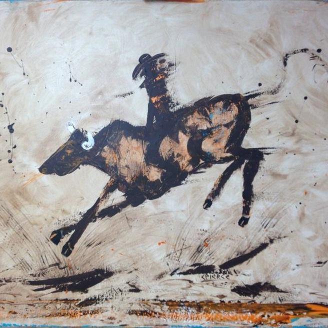 """""""Bull Rider"""""""