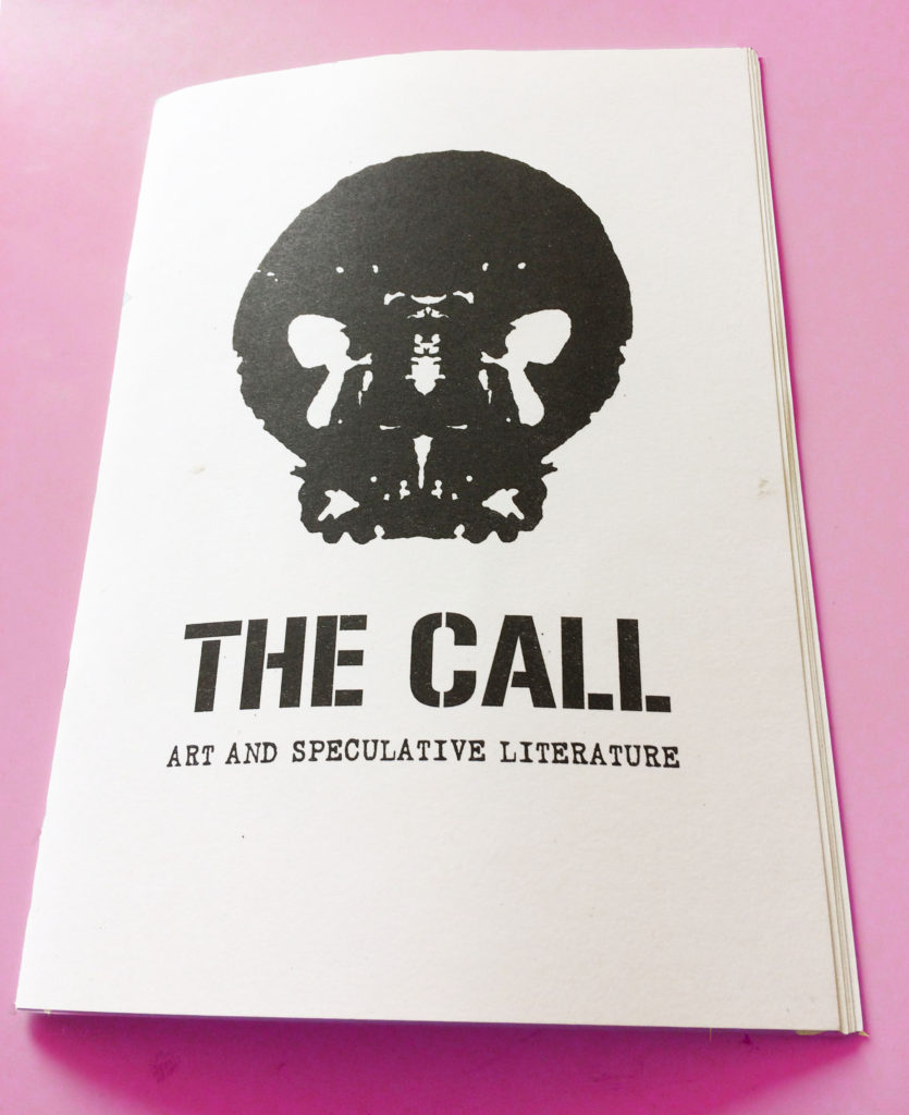 The Call ~ Art & Speculative Fiction