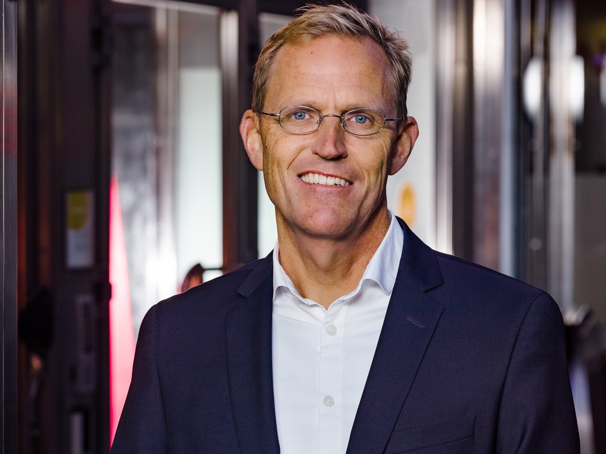 Stefan Lind tidigare vd för HTC Sweden AB