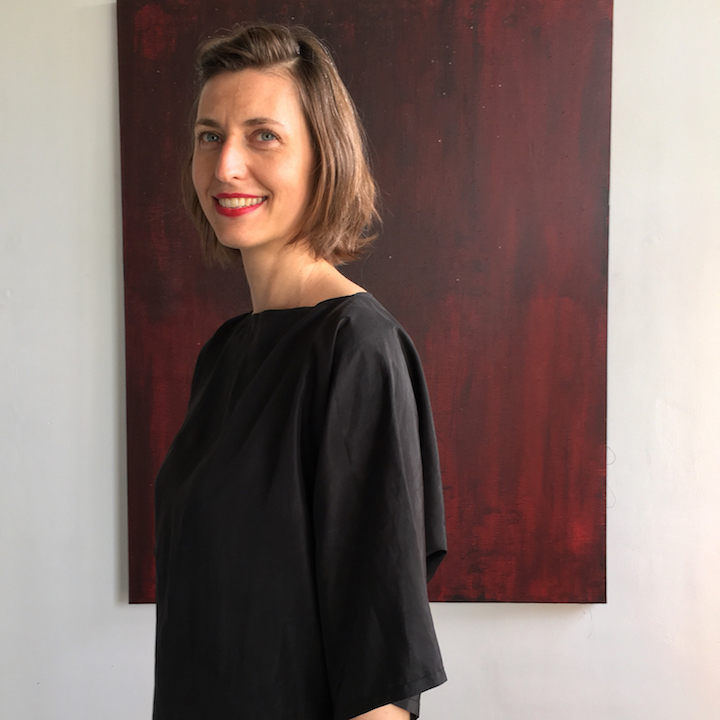 Neringa Dastoor - Cochineal Canvas,   2016, Studio 46, 25.06.16, digital photograph