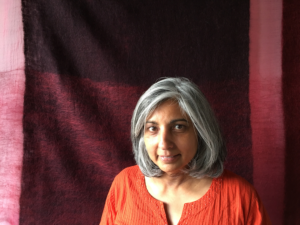 Aruna Khanzada  Studio 46, 25.06.16, digital image