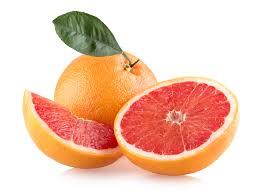Grapefruit - Citrus, floral, fruity