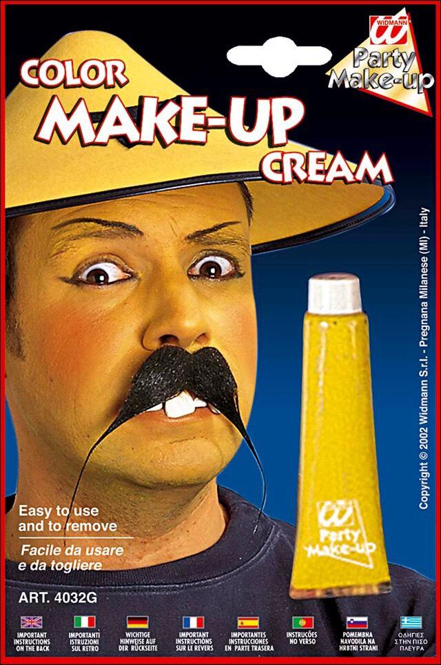 Color Make Up Cream, copyright 2002