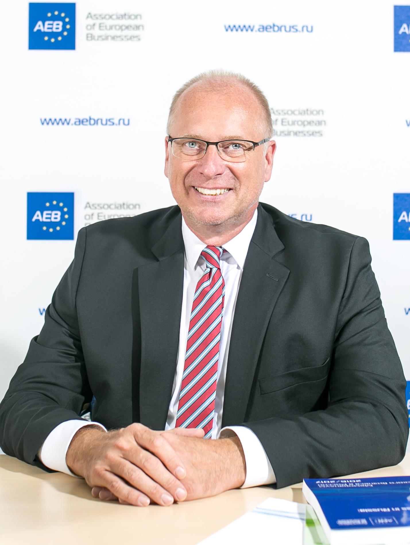 Frank Schauff - CEO, Association of European Businesses (AEB)