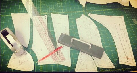 Pattern cutting - We provide good creative pattern cutting with attention to small details.