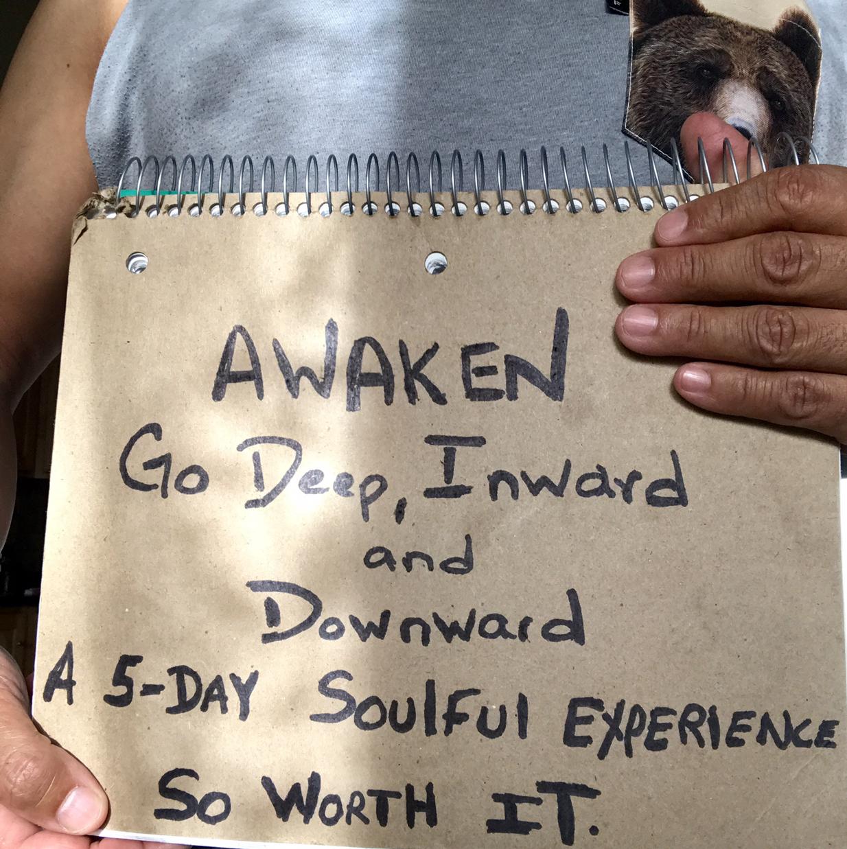 Awaken...