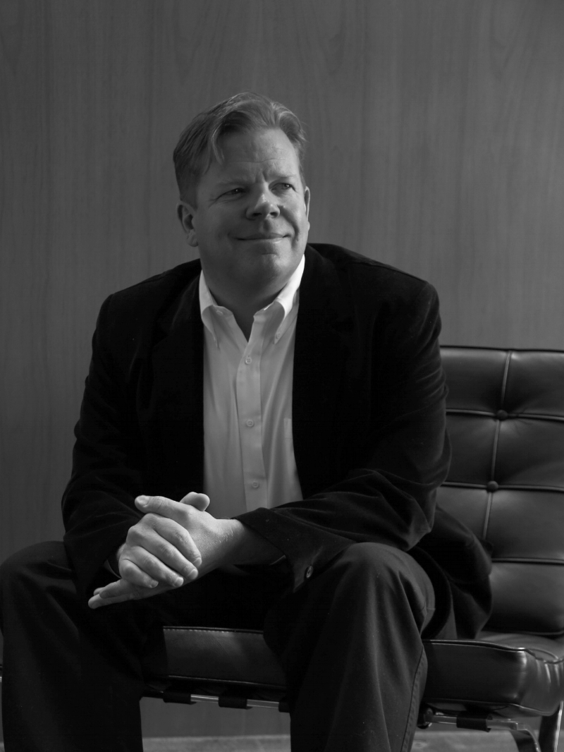 W. John Hufker III, AIA / director of architecture