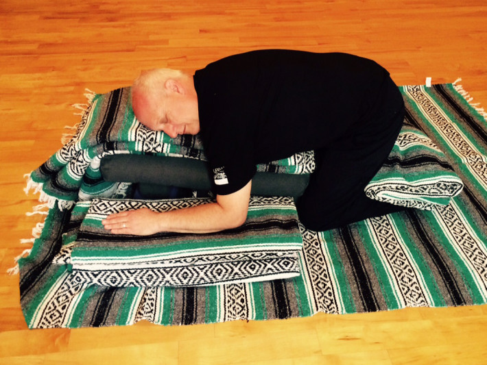 Black Abyss - A blog entry about how Urban Zen changed one veteran's life.