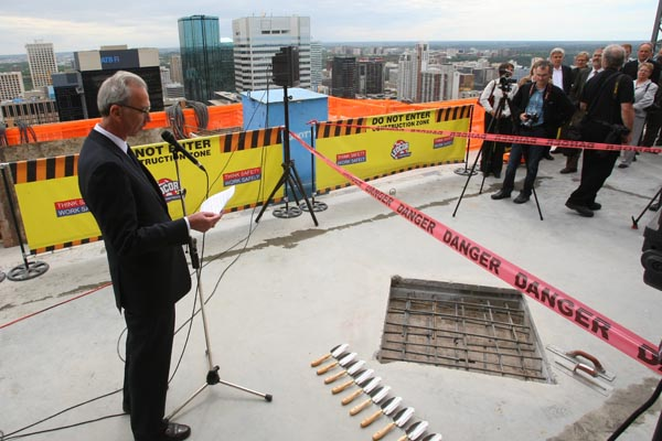 Edmonton Journal - EPCOR Tower Opening